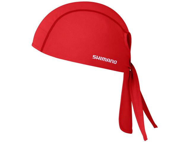 Shimano Bandana Unisex Red